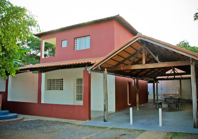 Casa Margens do Rio Sao Francisco - Tres Marias-MG