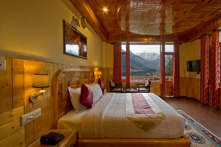Homely stay in Fog hill cottage - Himachal Pradesh - Villa