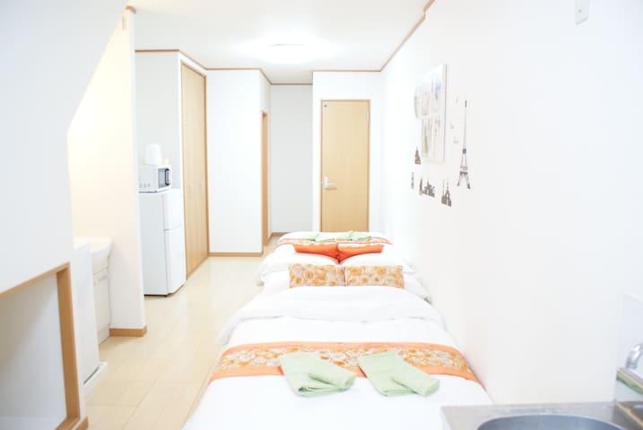 New Town House☆next to Umeda(梅田大阪) 4mins to Namba - Kita-ku, Ōsaka-shi - Hus