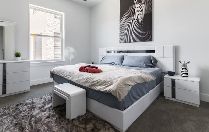 Luxury Master Suite in Townhome w/ Easy HWY Access