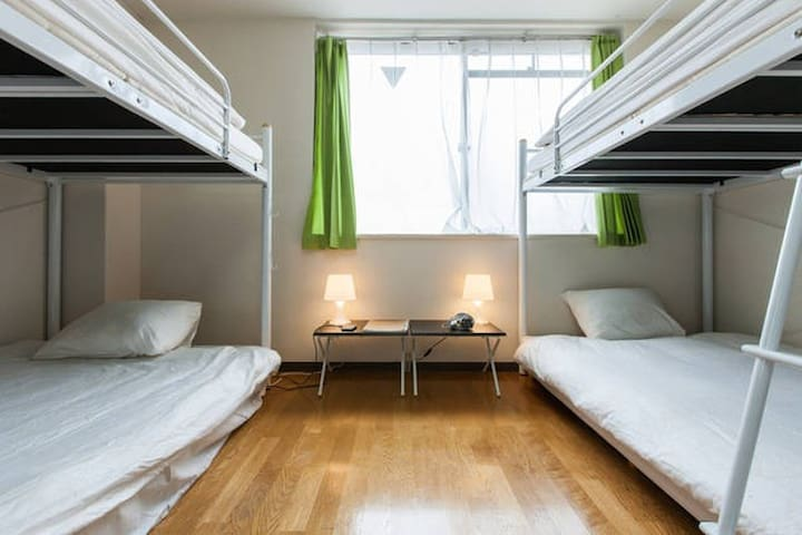 31)6mins from KYOTO st. Chartered 4pax - Shimogyo Ward, Kyoto - Appartement
