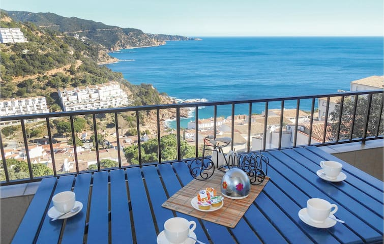 Holiday apartment with 3 bedrooms on 65 m² in Tossa de Mar, Girona
