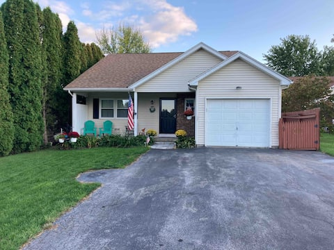 Cheerful 3 Bedroom with Game Room