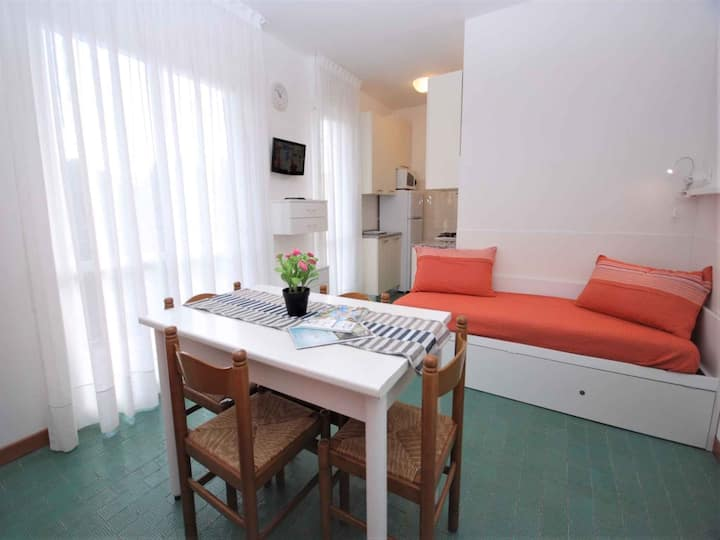 Studio for 3 pers with a/c in Lignano R102709