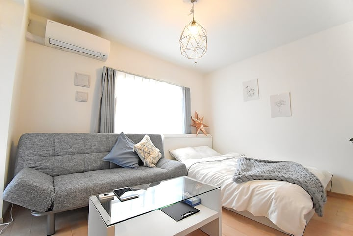NEW OPEN!Cozy and Comfortable room☆♯401 MK183