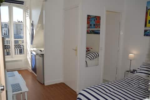 Studio for a single person - St Germain/St Michel
