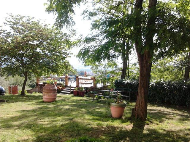 appartamento Pampa colline del chianti - Figline Valdarno - Rumah