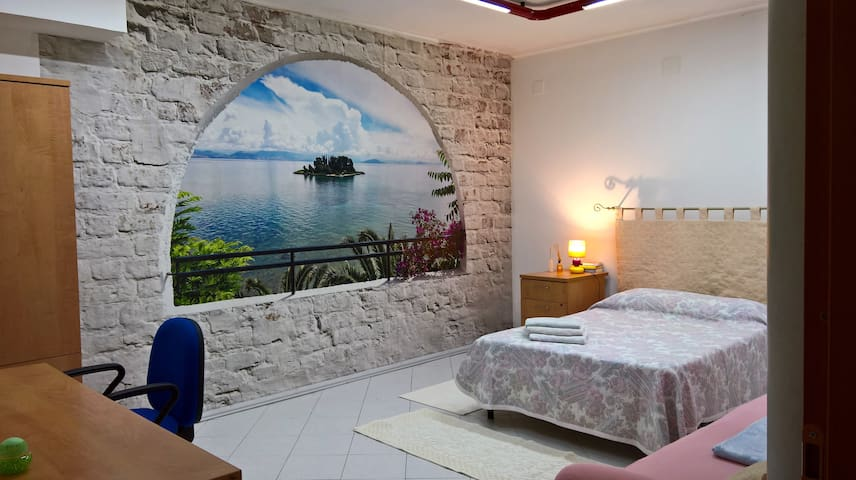 Oristano: Ferienwohnung Sardinien - Oristano - Apartemen