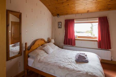Ensuite Double Room near Sea, views - West Kilbride