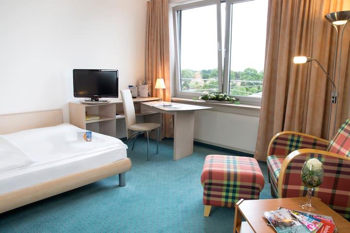gemütliches 1-Raum-Apartment - Markkleeberg