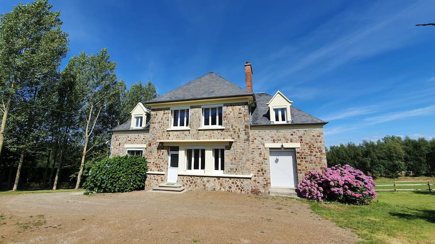 Fantastic renovated house in beautiful countryside