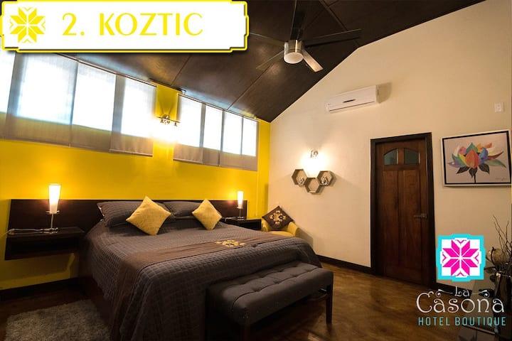 Hotel Boutique La Casona Habitación #2