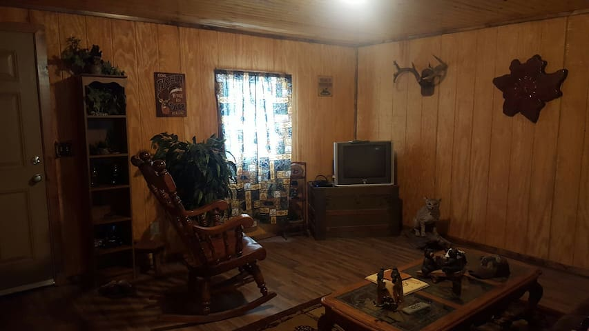 Bear Creek Cabin - Kaw City