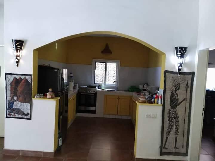 Maison Mbour Sénégal