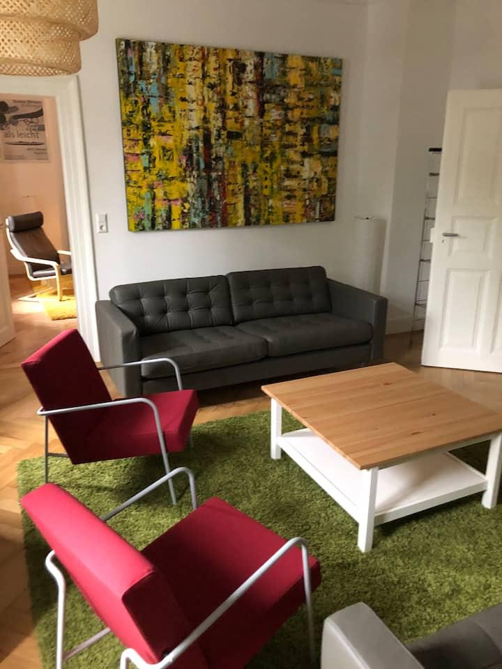 Ravensburg - Schöne Wohnung  in Gründerzeithaus