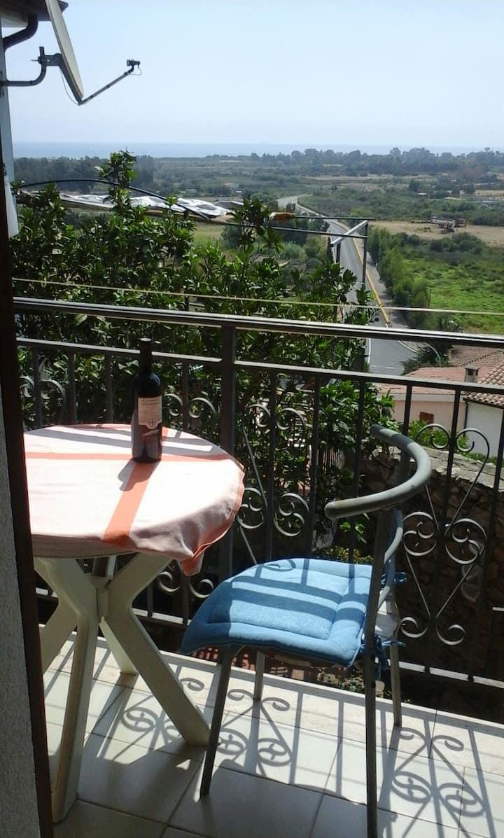 Sardinia sea view ! New management Home A2 Posada