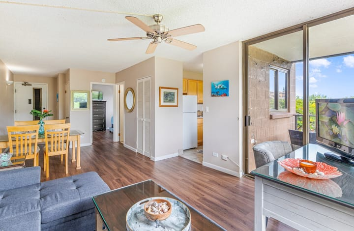 NEW! Affordable 1BD West Maui Condo