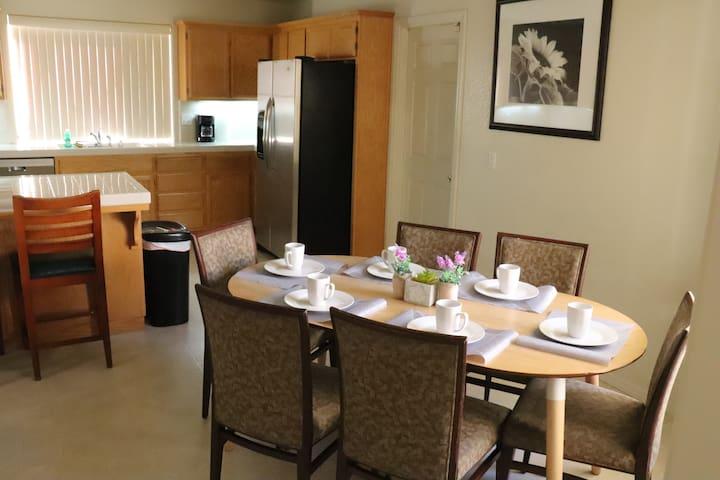 LOVELY UC Merced 4bd/2ba house w/W/D