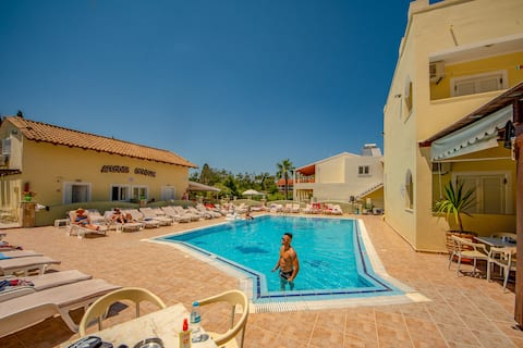 Double Room - Afrodite Complex with swimming pool