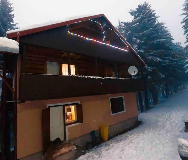 Transylvania Lodge, Parâng Mountains