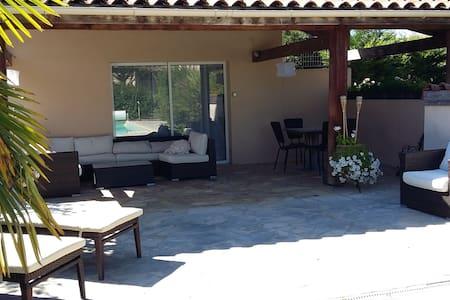 ViaRhôna - Sablons - บ้าน
