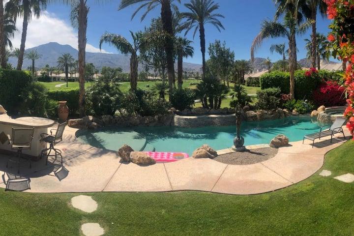 PGA West * 1/2 acre, 4370 sq ft, pool/spa