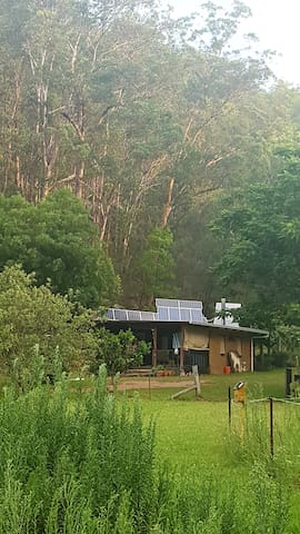 Hunter Valley secluded Bush Paradise Eco Home