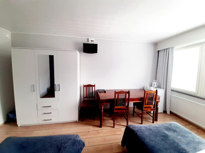 Room in the City Center