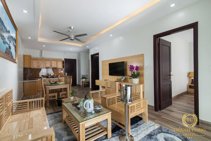 Thanh Cong Apartment