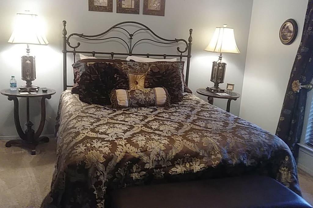 Premium mattresses and bedding