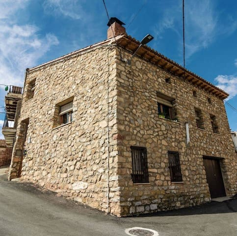 Casa Rural (12pax) en Torres de Albarracín - Torres de Albarracín - House