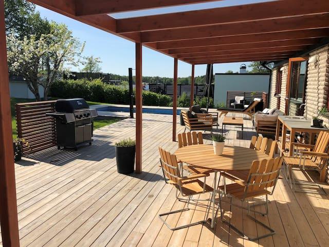 Villa Fornudden