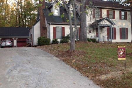 Cozy/Quiet 4mins 2 Greensboro/HighPt (2) - Jamestown - Ház