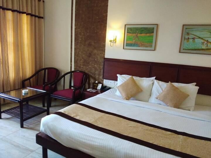 Executive rooms with pinnacle of Comfort