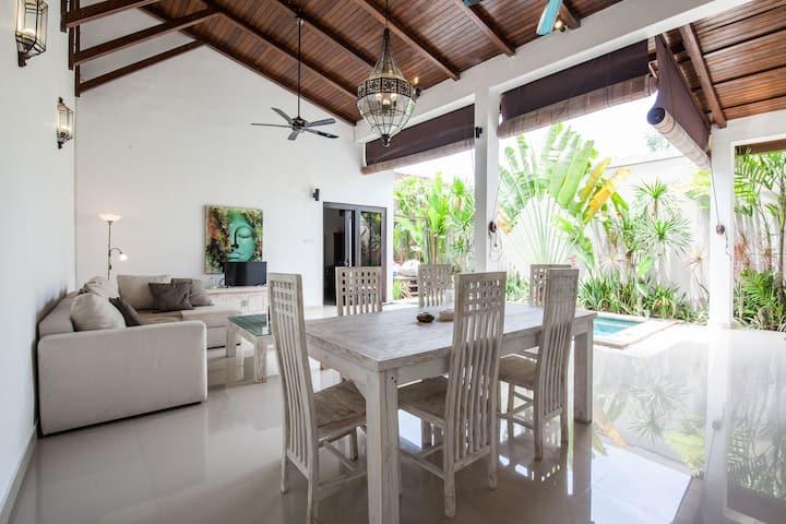 Villa Sunbird 2BR with Pool