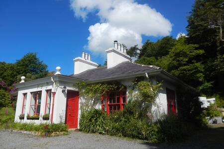 Gleann Aoibheann, relaxed place to stay.