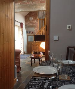 Cosy barn conversion near Ludlow - log burner - Hightree Bank - House - 1