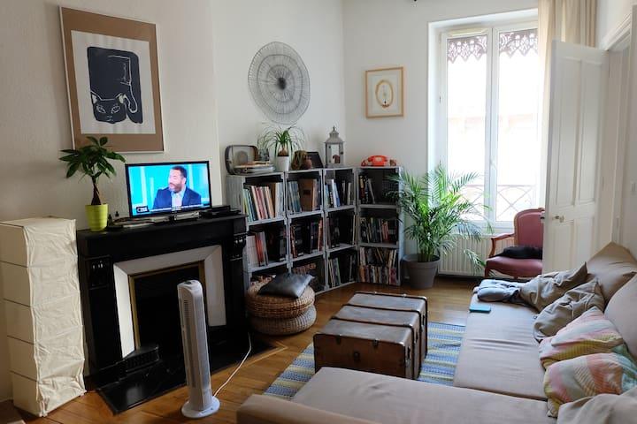 Bel Appartement T3 proche centre ville - Grenoble - Appartement