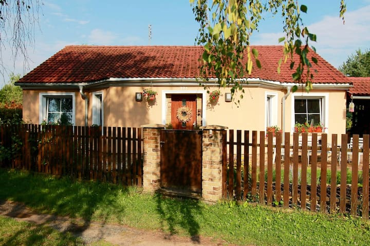 RELAX IN CHARMING HOUSE NEAR PRAGUE AND PODEBRADY - Hradištko - House