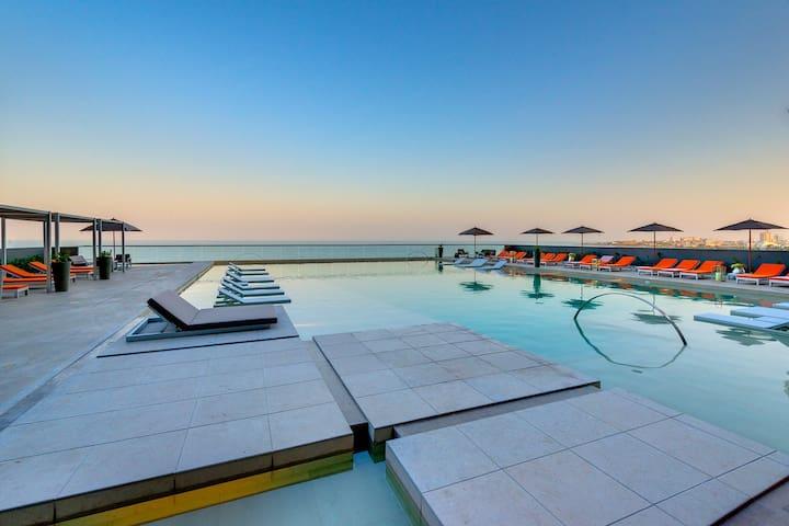 Top floor  - morroscity - sea view (Bocagrande)