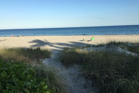 Boca Beach, Private access - Boca Raton - Appartement