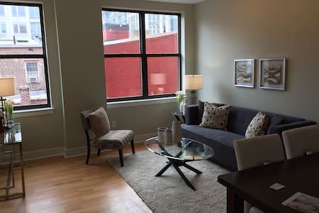 Bright, modern apt close to Capitol - Washington