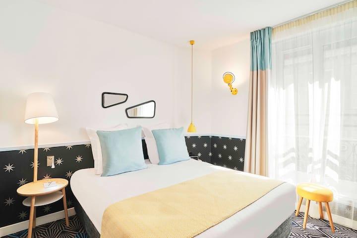 Hotel Augustin - Doble - Desayuno ofrecido