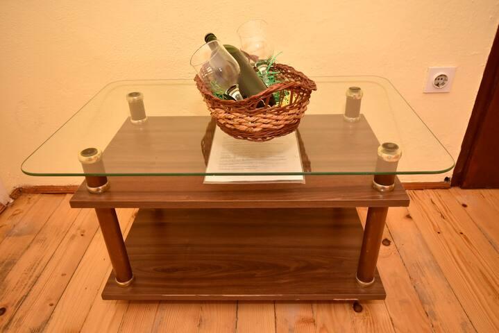 Studio for couple