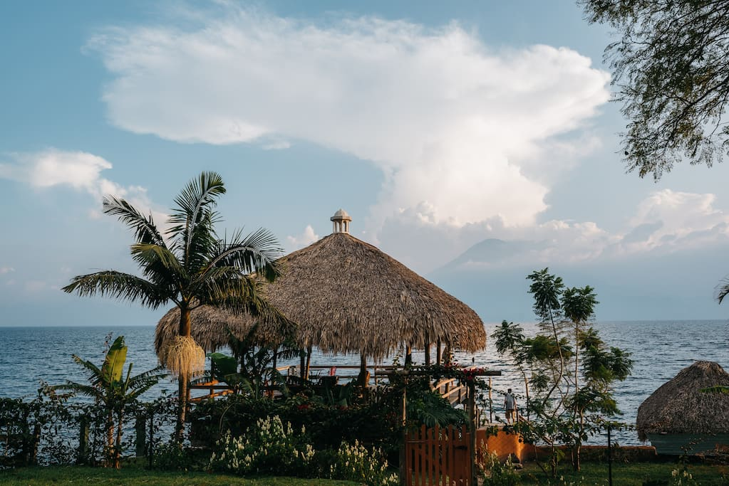 The Palapa
