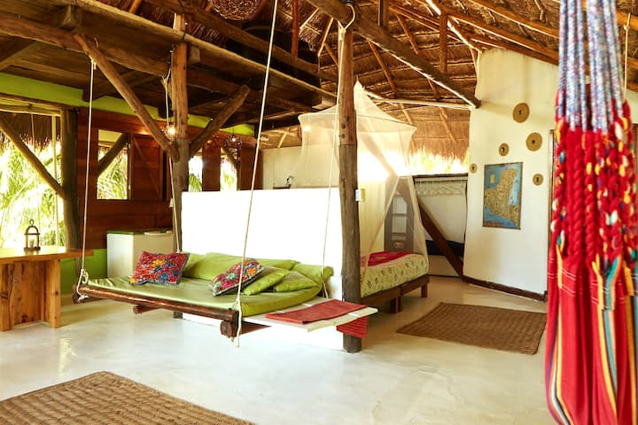 Jungle Beach Tree House