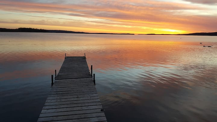 Tranquility on Rice Lake