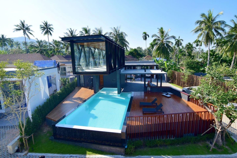 Grand Park Villas 133m2. - Villas for Rent in Ko Samui, Thailand