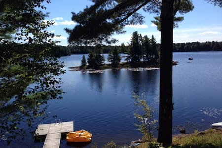 Island View Dickie Lake Cottage