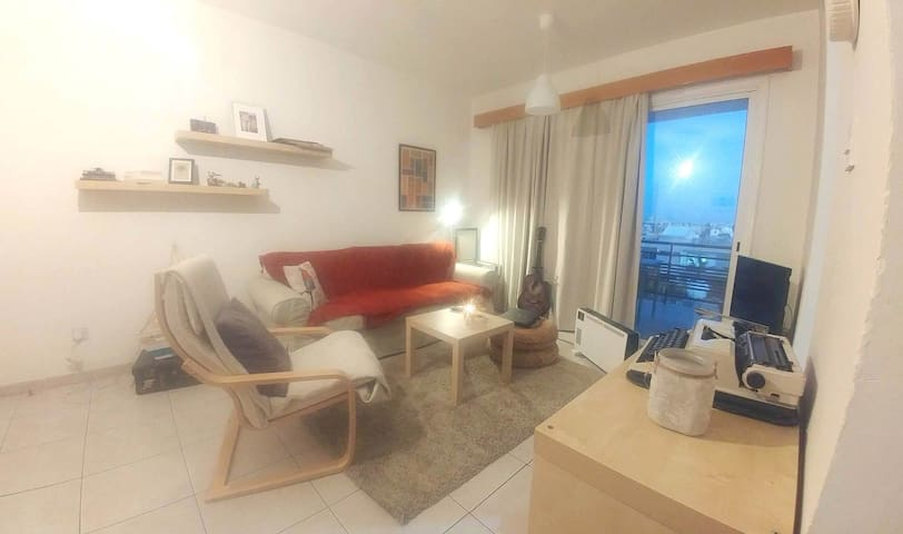 Cute and comfy flat close to the city centre! - Nicosia - Apartment